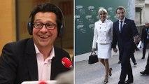 Laurent Gerra imite le couple Macron