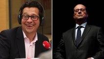 Laurent Gerra imite François Hollande
