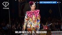 Moschino Fun Filled Milan Men Fashion Week Spring/Summer 2019 Collection   FashionTV   FTV