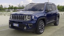 All-new 2019 Jeep Renegade Limited Driving Video