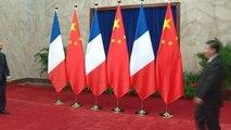 Edouard Philippe en Chine continue le travail d'Emmanuel Macron - 25/06/2018