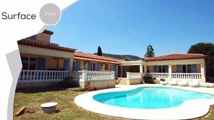A vendre - Maison/villa - Le plan de la tour (83120) - 7 pièces - 250m²
