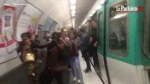 Gaz lacrymogène dans le métro : « Certains n'arrivaient plus à respirer »