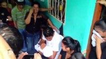 Esta mañana dieron el último adiós al bebé de 14 meses asesinado de un balazo en la cabeza en el ataque de ayer por paramilitares y policías en Managua >> ow.ly