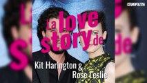 La love story de Kit Harington et Rose Leslie