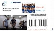 Répétition de sprints en hypoxie et rugby à 7 féminin (F.Brocherie)