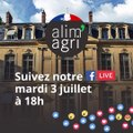 Spécial vacances : Le  Live des Experts Alim'Agri