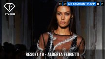Alberta Ferretti Resort 19 Needs of Contemporary Women Milan Mens Fashion Week | FashionTV | FTV