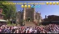 Fear African Kiss..Lol