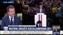 Comptes de campagne de Macron: une enquête ouverte pour déterminer le rôle des collectivités lyonnaises
