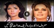 Seasoned actress Babra Shareef approaches court