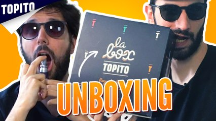 Dernier unboxing de l'histoire de la vie : La Topito Box  !!