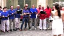 Le choeur et l'orchestre de l'Hôtel de Ville fêtent la musique