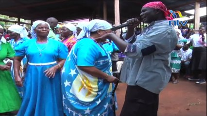 Meet Nyanza priest who raps to entertain and preach to his flock