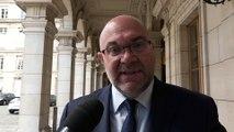 Présentation du programme « Ambition Bio 2022 » par Stéphane Travert
