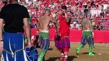 Firenze, ai Rossi la finale di Calcio Storico Fiorentino