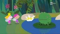 Il piccolo regno di ben e holly 1x07 il principe ranocchio video
