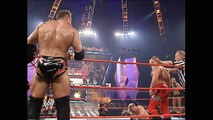 SCOTT STEINER AND STACY KEIBLER VS CHRIS JERICHO AND TEST - RAW 2003 - WWE WWF Wrestling MMA Fighting Sports Match