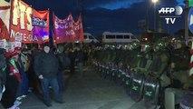 Argentina enfrenta greves contra ajustes e acordo com FMI