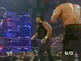 Hornswoggle vs the great khali intervention de hulk hogan