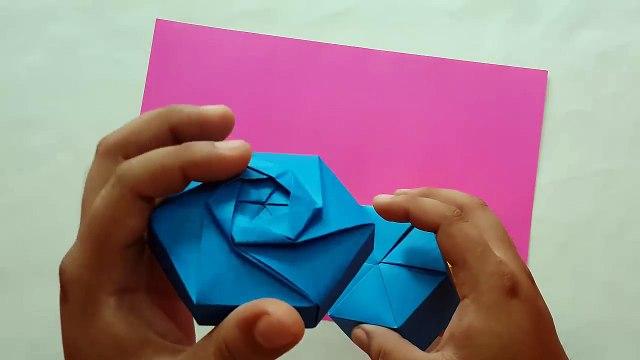HEXAGONAL GIFT BOX ORIGAMICOOL | ORIGAMI HEXAGONAL GIFT BOX | ORIGAMICOOL | EASY TUTORIALS | HOW TO MAKE PAPER HEXAGONAL GIFT BOX | HEXAGONAL GIFT BOX ORIGAMI | TUTORIAL FACIL | COMO HACER UNA CAJA HEXAGONAL ORIGAMI