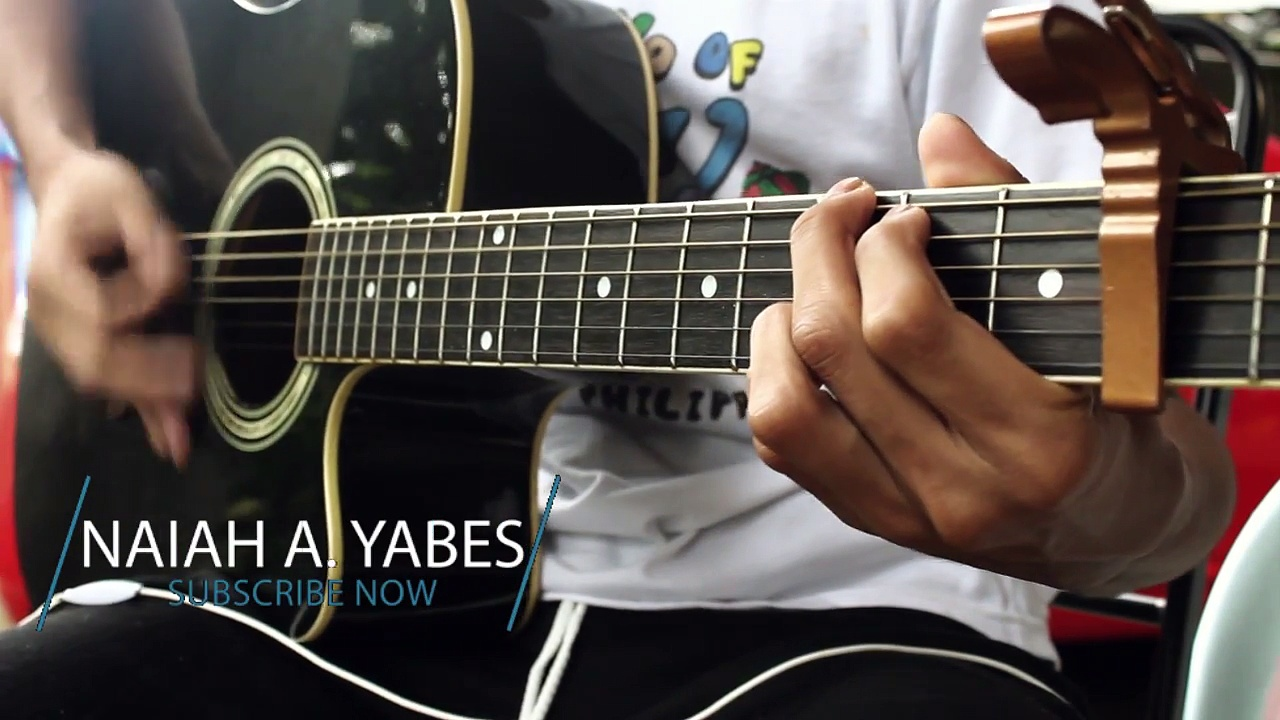 Our God (Chris Tomlin) – Fingerstyle Cover By Naiah Yabes