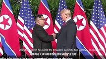 【#HuSays】The results of the #TrumpKimSummit are the best the US could get. The way US public opinion loves to weigh everything in terms of gains and losses is a
