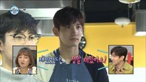 【TVPP】Changmin(TVXQ) - Takes a cooking class, 창민(동방신기) - 요리 수업 듣기 @ I Live Alone2018
