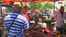 Le marché de Saint-Pierre a été élu le plus beau marché de l'île de La Réunion !  Demain il deviendra peut-être le plus beau marché de France... Revoir le re