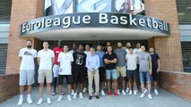 EB Institute welcomes EuroLeague stars for annual workshop