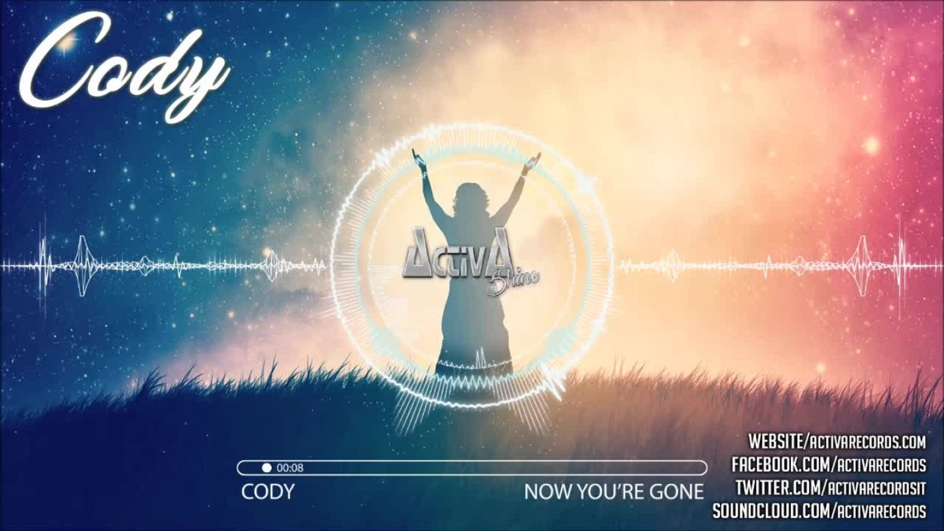 Cody - Now You're Gone (Original Mix) - Official Preview (Activa Shine)