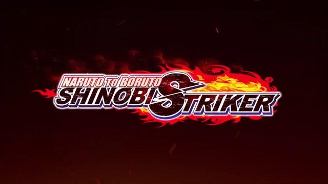 Naruto To Boruto : Shinobi Striker Trailer FR