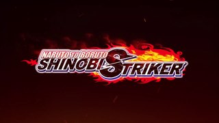 Naruto To Boruto : Shinobi Striker Trailer FR