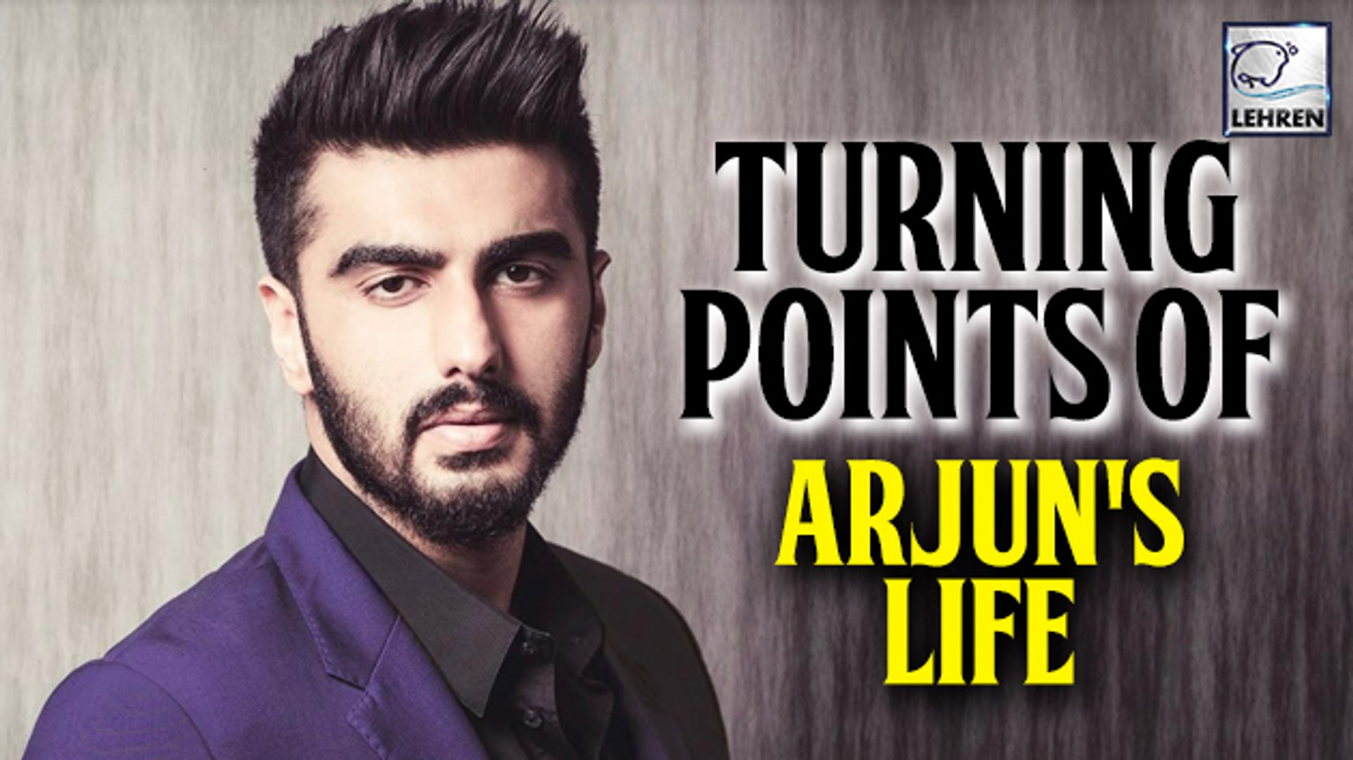 Birthday Special: 5 Turning Points Of Arjun Kapoor's Life