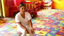 Madres que comparten con sus pequeños hijos tras las rejas  laudia_TCS