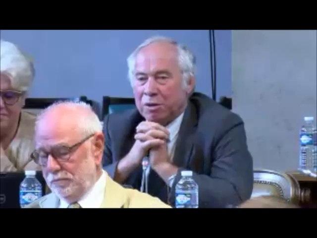 Pierre POILLOT. Discussion avec Mme la déléguée régionale Orange