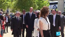 Prince William starts first-ever royal visit in Israel and the Palestinian territories