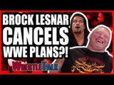 Brock Lesnar CANCELS WWE Extreme Rules Match?! | WWE Raw, June 25, 2018 Review