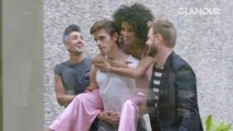 Behind the Scenes with Queer Eye for Glamour's Photoshoot