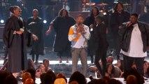 "Jamie Foxx, Snoop Dogg & Tye Tribbett ""Everything's Gonna Be Alright"" Live @ BET Awards, Microsoft Theater, Los Angeles, CA, 06-24-2018"