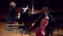 Schubert | Ständchen D. 957 n° 4  par François Salque et Claire-Marie Le Guay