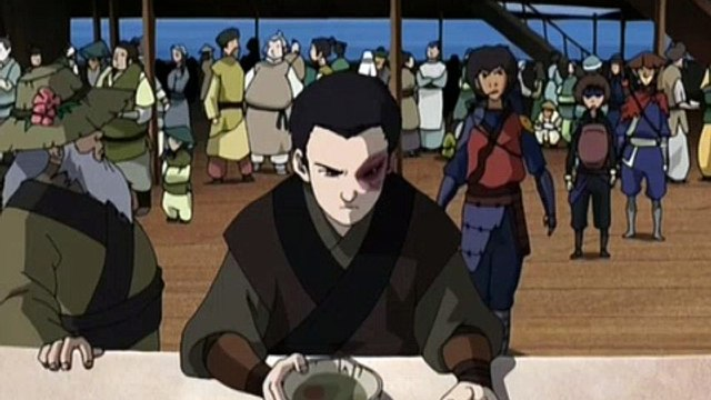 Avatar The Last Airbender S02E12 - Journey to Ba Sing Se, 1 - The Serpent's Pass