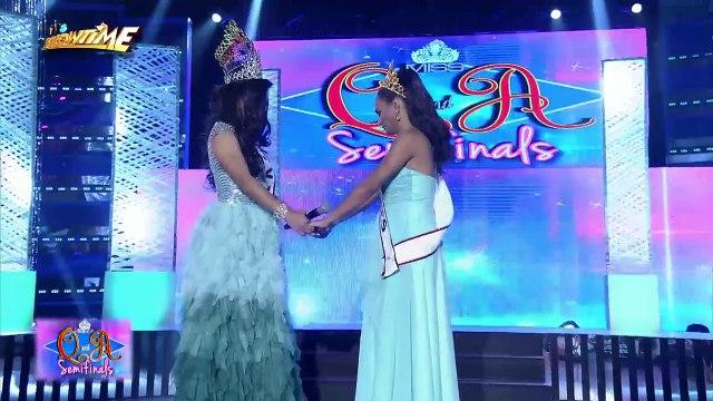 It's Showtime Miss Q & A Semifinals: Princess enters the grand finals! | Di Ba? Teh! Ganern