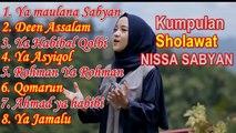 FULL ALBUM NISSA SABYAN SHOLAWAT TERBARU YA MAULANA | Kumpulan Sholawat Nissa Sabyan 2018