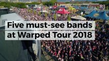 Five must-see bands at Warped Tour 2018