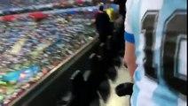 Quand Maradona ne tient même plus debout