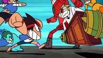 OK KO Lets Be Heroes Episode 16 - Legends of Mr. Gar