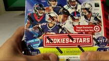 2017 Panini Rookie & Stars Longevity NFL Football Target Exclusive trading cards hobby box. 1 auto and memorabilia per box.