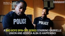 Gabrielle Union, Jessica Alba's 'Bad Boys' Spin-Off Is Happening | News Flash | Entertainment Weekly