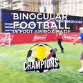 Il ne faut pas grand chose pour rendre le foot un peu plus marrant (merci à Crazy EVG pour les images)